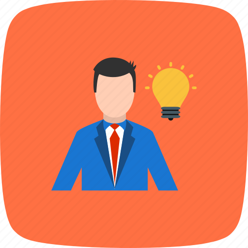 businessman, creativeman, person, profile, user icon