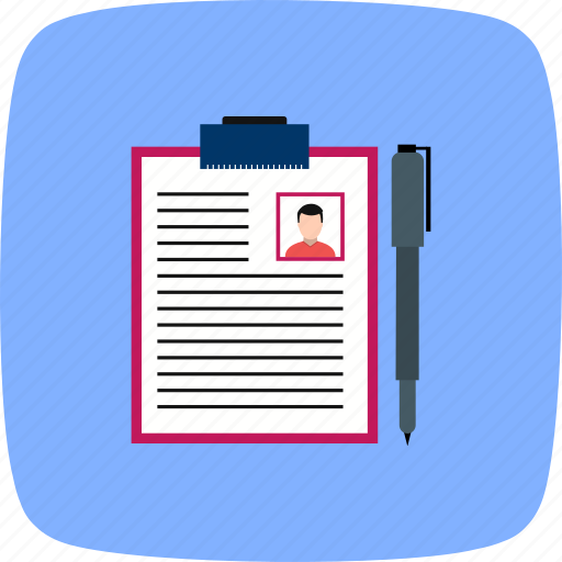affidavit, agreement, business, contract icon