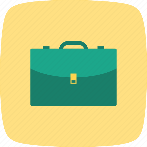 briefcase, business, documents, portfolio icon