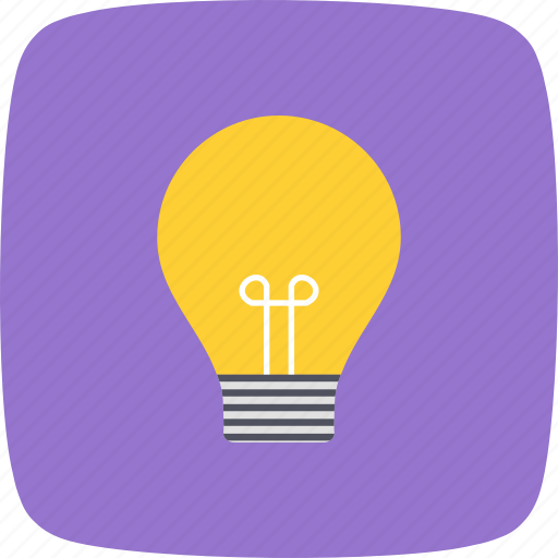 charge, creativity, electricity, idea, lamp icon