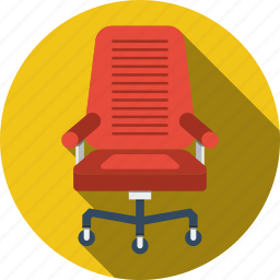 armchair, business, businessman, chair, finance, management, office chair icon