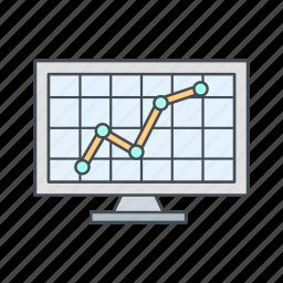 exchange, market, stock icon