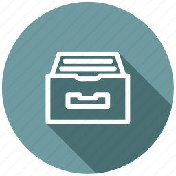 archive, data, directory, documents, files, organize, storage icon