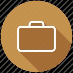 bag, baggage, brief case, briefcase, career, job, suitcase icon