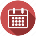 appointment, calendar, date, diary, plan, schedule, time table icon