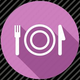 cafe, dinner, food, menu, order, restaurant, service icon