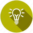 electricity, energy, lightbulb, power, electric lamp, illumination, light bulb