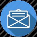 letter, communication, email, envelope, mail, message, newsletter