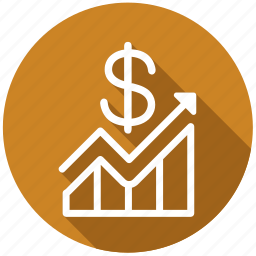 analytics, business chart, diagram, finance, financial report, statistic, statistics icon