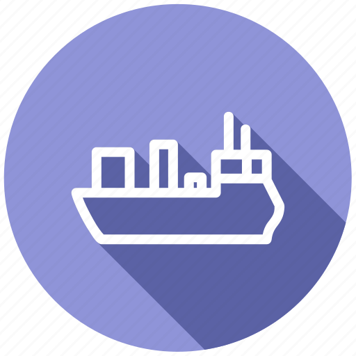boat, delivery, ship, shipping, transport, transportation, vehicle icon