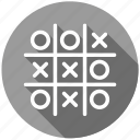 board, business, competition, game, play, strategy, tic tac toe icon