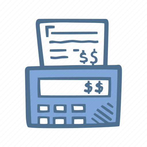 Accounting, business, finance, receipt icon - Download on Iconfinder