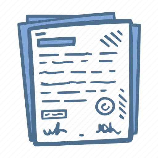 Agreement, business, contract, finance icon - Download on Iconfinder