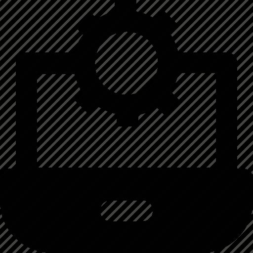 preferences, programming, software development, web development, web gear, web setting icon