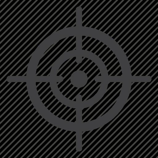 Target, aim, dartboard, goal icon - Download on Iconfinder