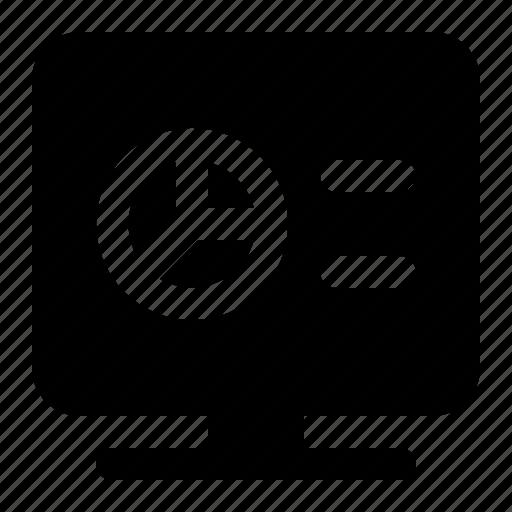 business, chart, company, diagram, finance, graphic, presentation icon