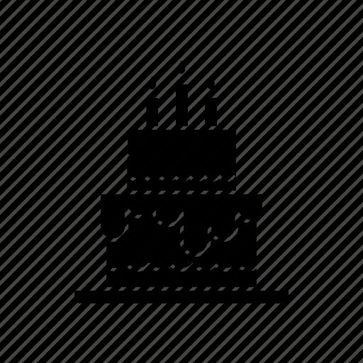 Birthday, cake, celebration icon - Download on Iconfinder