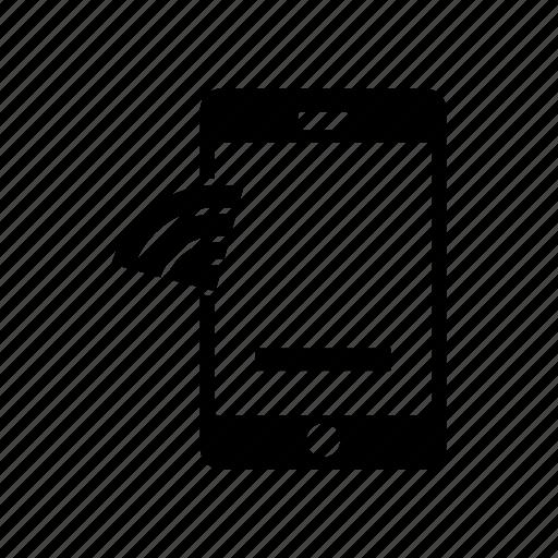 mobile, network, wifi icon