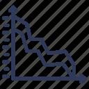 analytics, business, chart, diagram, graph