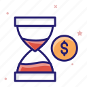 coin, is, money, partnership, time