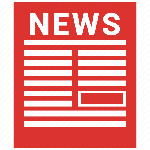 Article, media, news, news article, newspaper icon - Download on Iconfinder