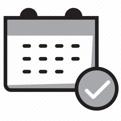 agenda, annual, calendar, holiday, leave, plan, schedule icon