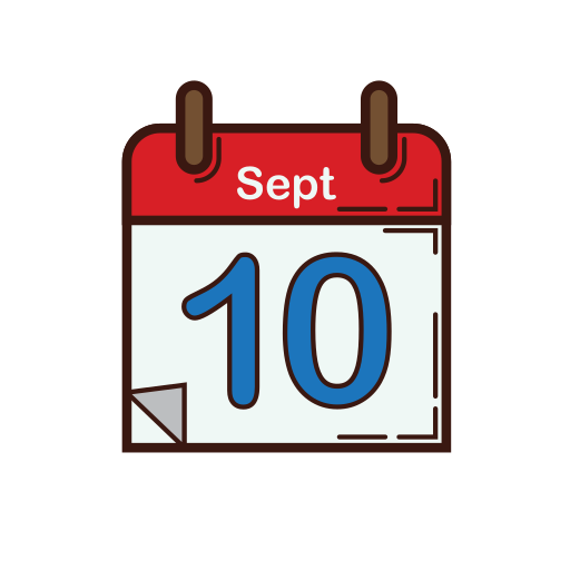 business, calendar, date, deadline, graphic, line, set icon