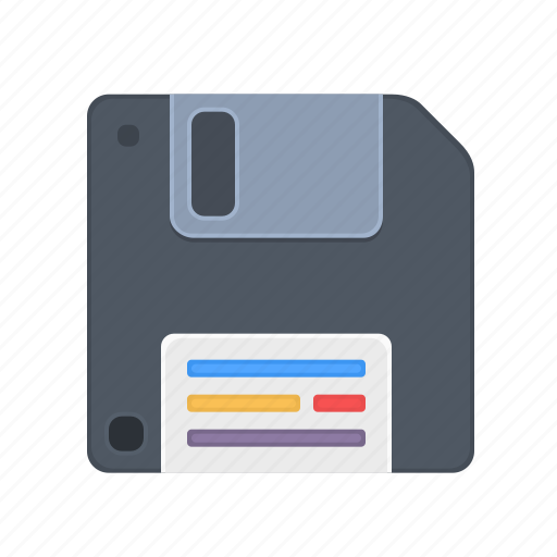 backup, disk, diskette, download, drive, floppy disk, save icon