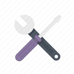 options, preferences, project, screwdriver, settings, tools, wrench icon