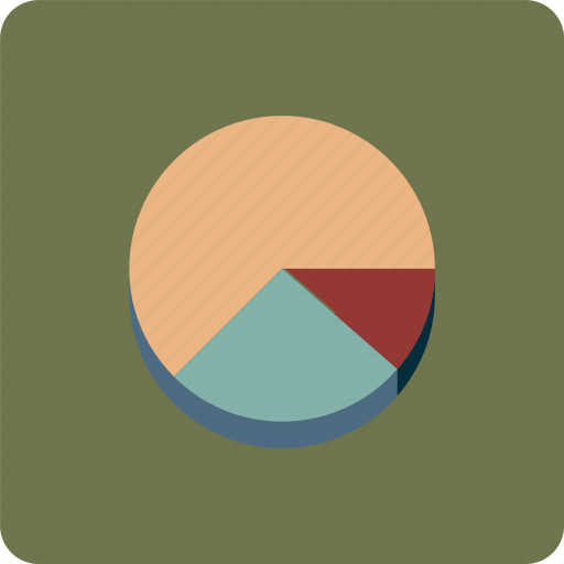 data, diagram, percent, process, progress, research, statistic icon