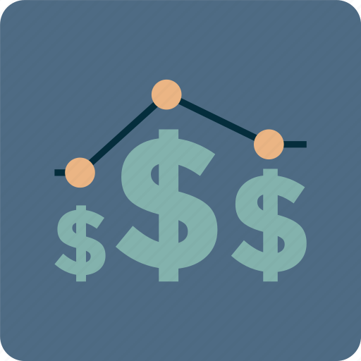 bill, currency, dollar, economy, exchange, money, salary icon