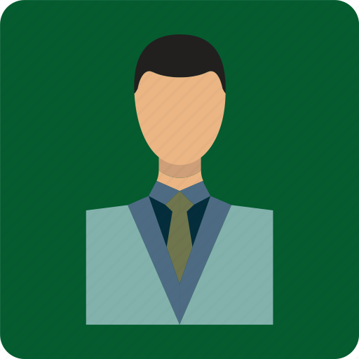 businessman, human, male, man, partner, people icon