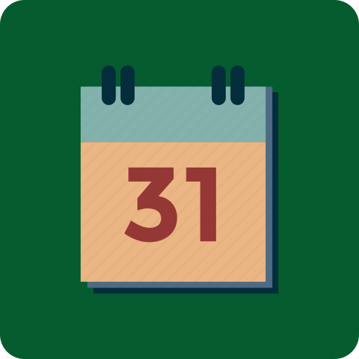 calendar, date, month, report, time, year icon
