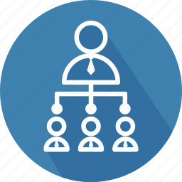 business, collaboration, group, networking, organization, team, working icon