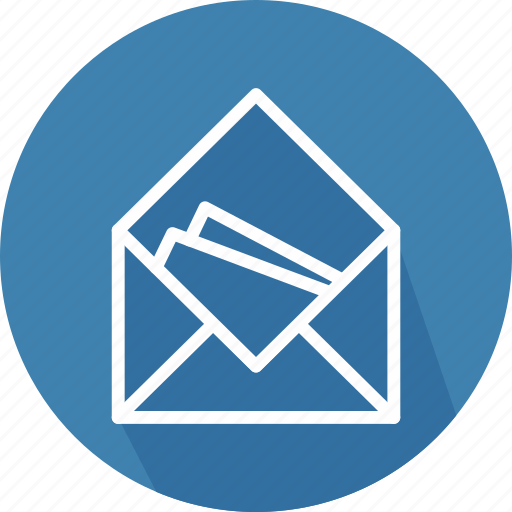 email, envelope, letter, mail, message, note icon