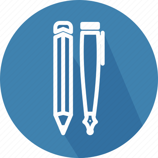 design, marker, material, office, pen, pencil, tool icon