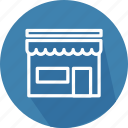 buildings, business, coffee, restaurant, shop, store, storefront icon