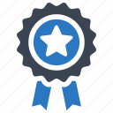 achievement, award, best quality, ribbon