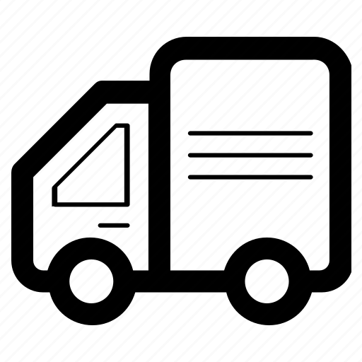 car, cargo, delivery, transportation, truck icon