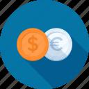 cash, coin, currency, dollar, exchange, finance, money