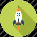 fly, launch, rocket, space, spaceship, start, startup