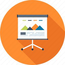 business, chart, data, finance, graph, report, statistics icon