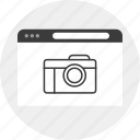 business, camera, photo, picture icon