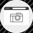 business, camera, photo, picture icon