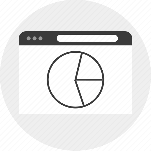 business, chart, circle, pie icon