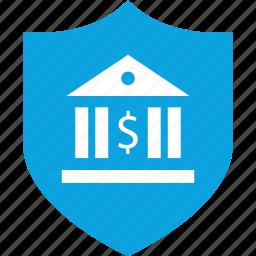 banking, online, safe, secured icon