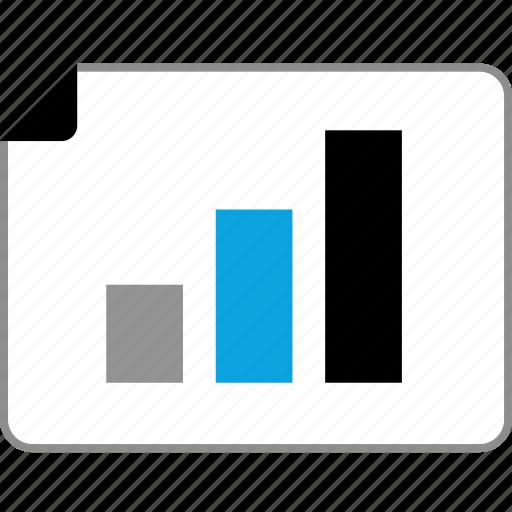 bars, data, form, graph icon