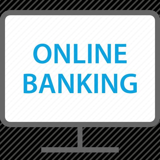 banking, money, online, transfer icon