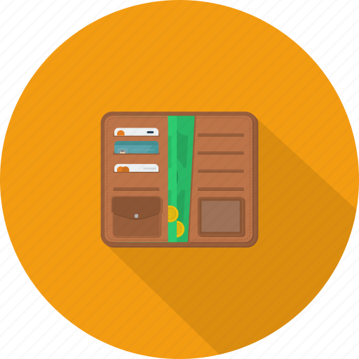 credit card, finance, money, shop, wallet icon