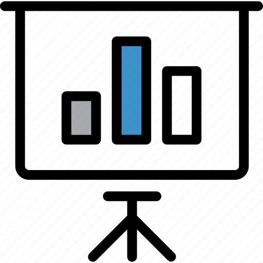 analytics, bar, business, chart, graph, report, statistics icon